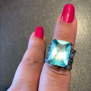 Gorgeous Silpada bling ring!